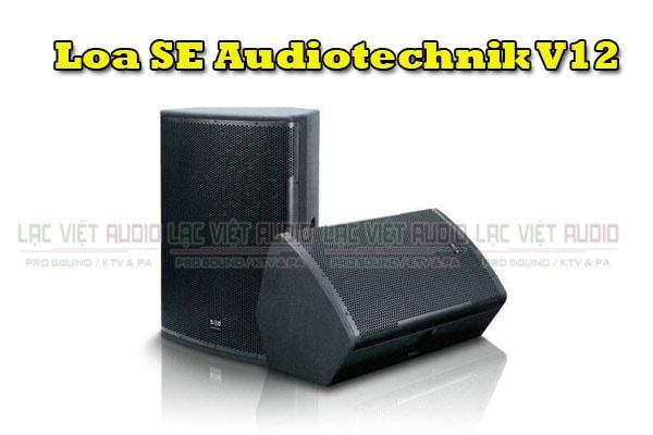 Tính năng Loa SE Audiotechnik V12 - Lạc Việt Audio