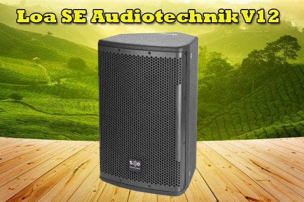 Thiết kế Loa SE Audiotechnik V12 - Lạc Việt Audio