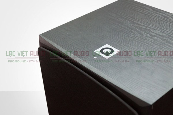 Mặt trên của Loa sub Q Acoustics A1000s