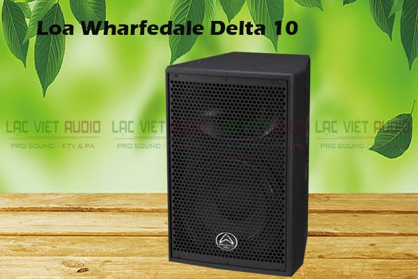 Tính năng Loa Wharfedale Delta 10