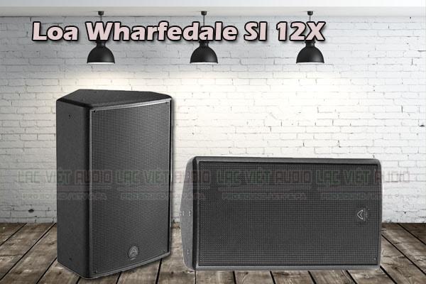 Thiết kế Loa Wharfedale SI 12X
