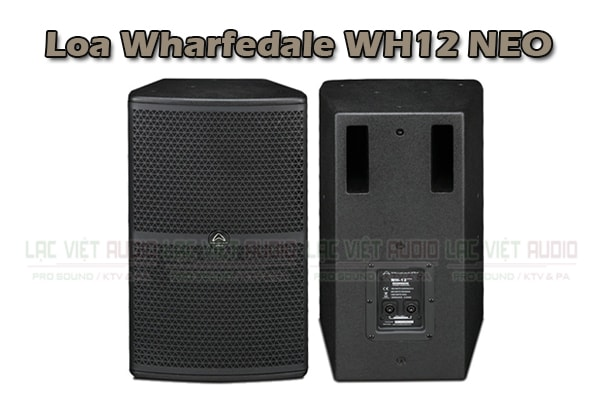 Tính năng Loa wharfedale WH12 Neo