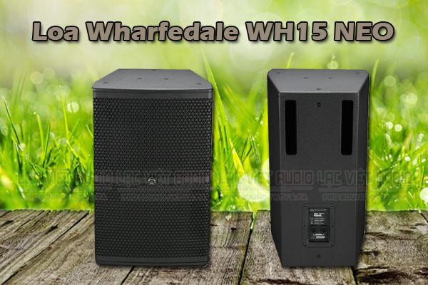 Tính năng Loa wharfedale wh 15 NEO