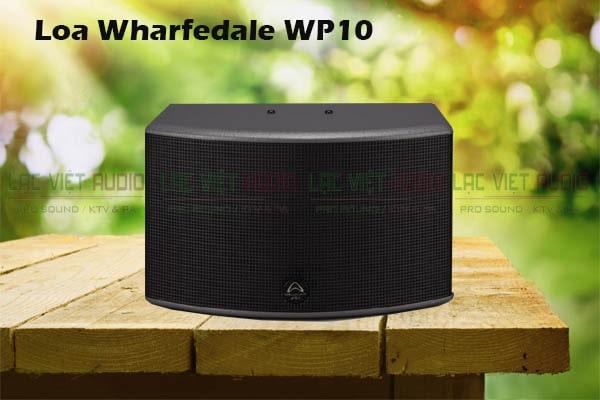 Tính năng Loa Wharfedale WP10
