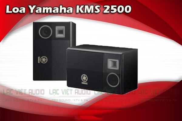 Tính năng của Loa yamaha KMS 2500- Lạc Việt Audio
