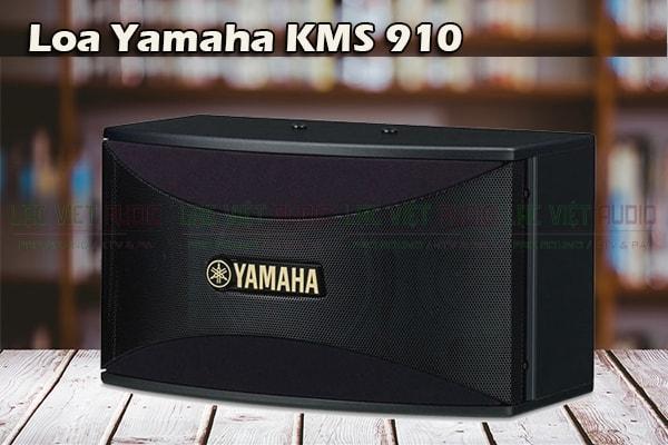 Mặt trước của sản phẩm Loa yamaha KMS 910- Lạc Việt Audio