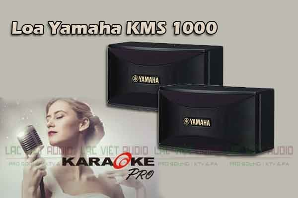 Tính năng Loa Yamaha KMS 1000 - Lạc Việt Audio