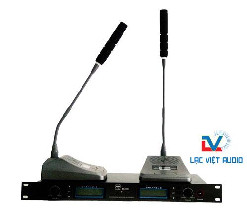 Micro cổ ngỗng giá rẻ tại Lạc Việt Audio