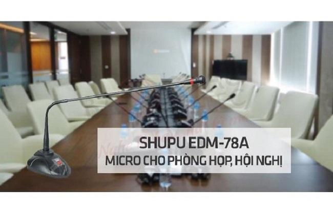 Micro cổ ngỗng Shupu hội nghị