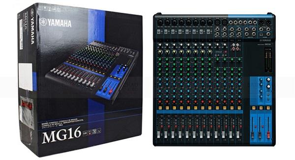 Mixer Yamaha chuẩn chất lượng