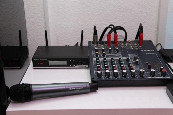 Mixer Karaoke chất lượng