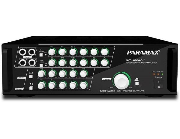 Bộ trộn âm thanh Paramax
