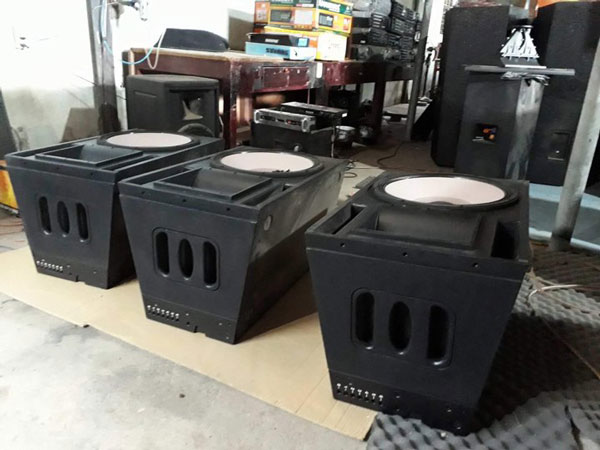Vỏ thùng loa chất lượng