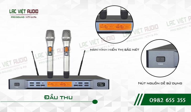 Giới thiệu Micro không dây AAP M8II