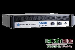 Giới thiệu về sản phẩm Cục đẩy Crown CDi6000