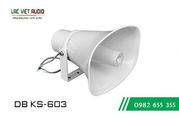 Giới thiệu về sản phẩm Loa DB KS 603