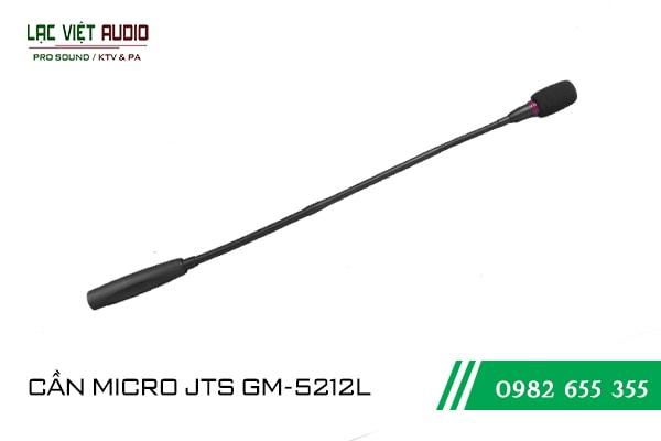 Giới thiệu sản phẩm Micro cổ nghỗng JTS GM 5212L