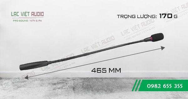 Kích thước và trọng lượng của sản phẩm