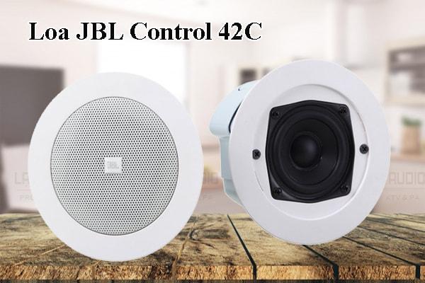 Các tính năng nổi bật của sản phẩm Loa JBL Control 42C