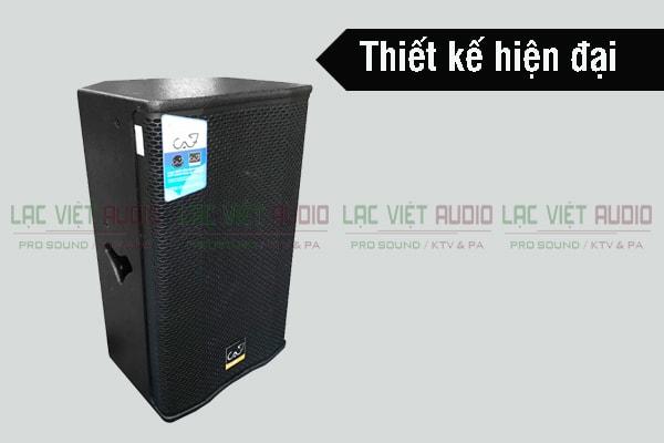 Thiết kế Loa CAF GLA 12 Pro Lạc Việt Audio