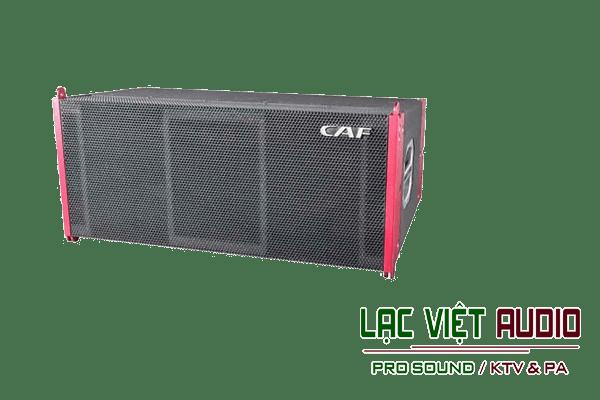 Giới thiệu về sản phẩm loa array Loa array CAF CL 2010