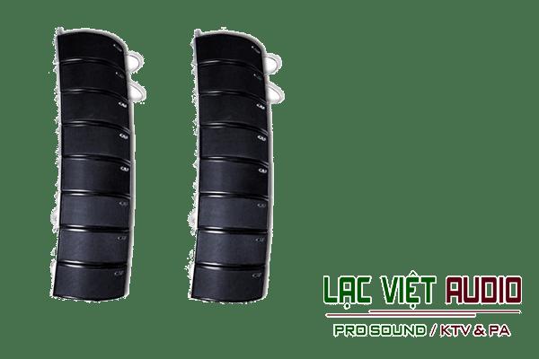 Giới thiệu về sản phẩm Loa array CAF HY 1822