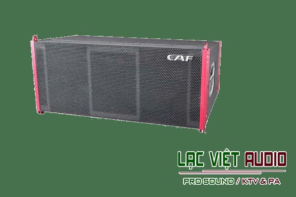 Giới thiệu về sản phẩm Loa array CAF CL2008
