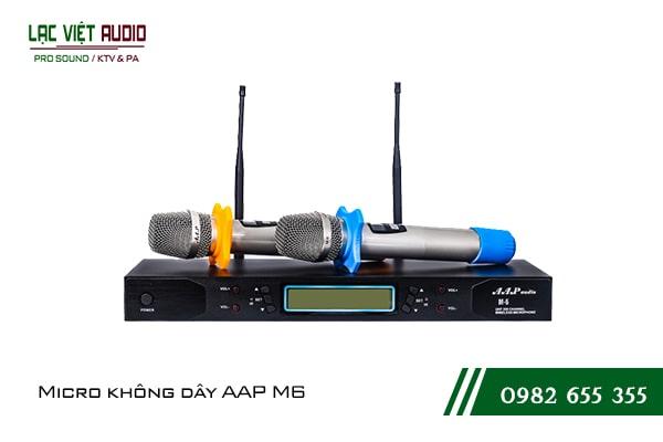 Micro AAP M6 chất lượng chính hãng