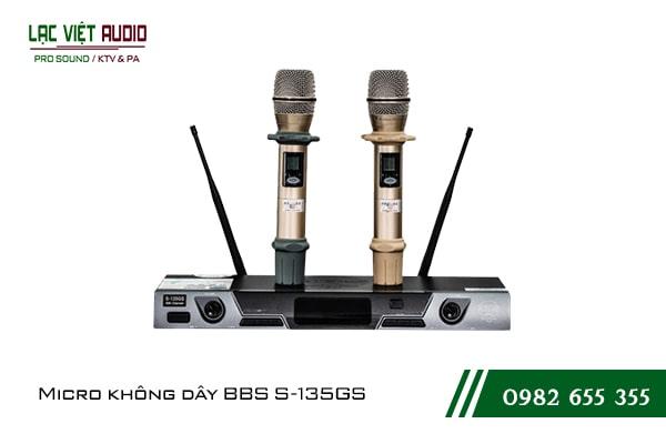 Giới thiệu về Micro BBS S135GS