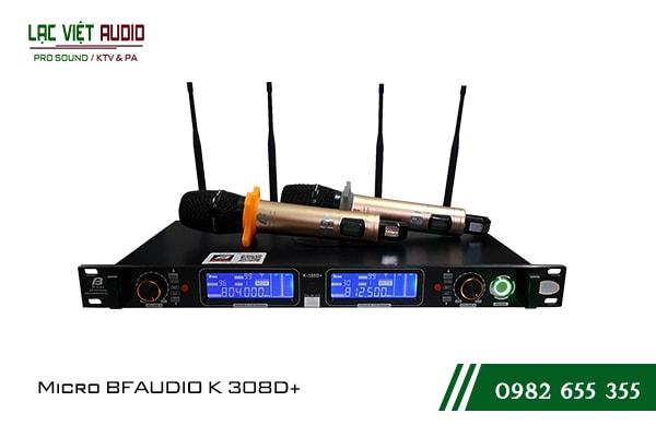 Giới thiệu sản phẩm Micro BFaudio K308D+