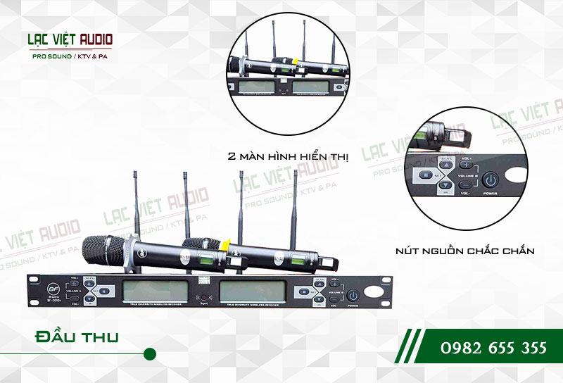Giới thiệu sản phẩm Micro BFaudio K309D+