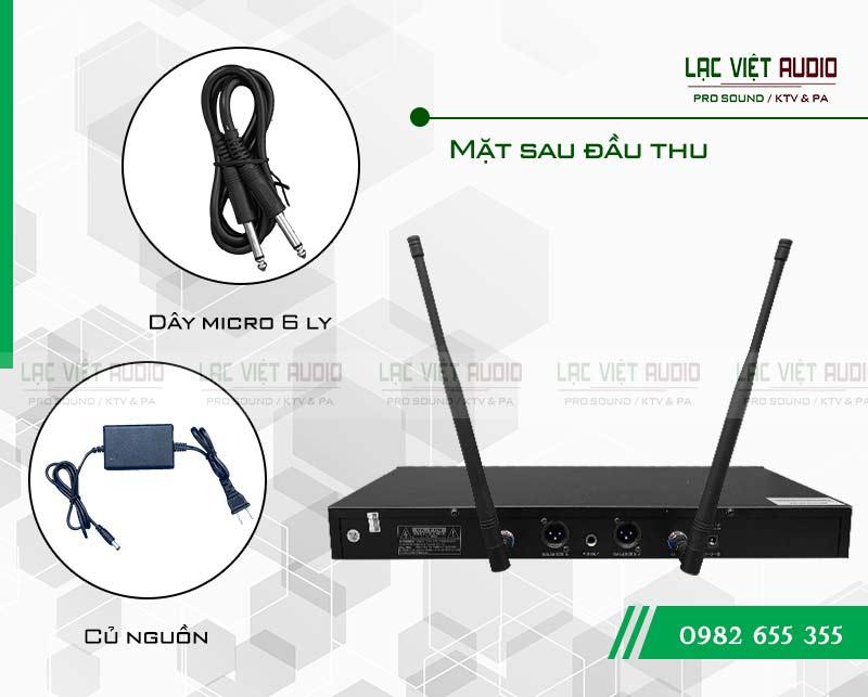 Thiết kế của sản phẩm Micro KBS BS5100A