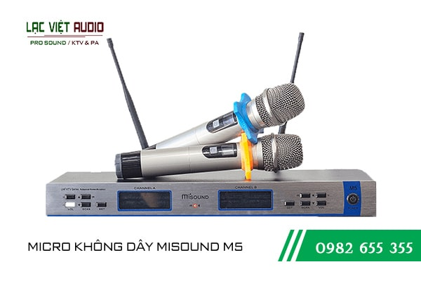 Giới thiệu sản phẩm Micro Misound M5