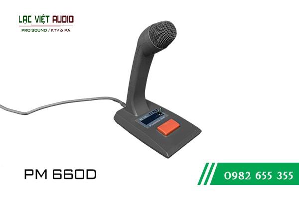 Giới thiệu về sản phẩm Micro PM 660D