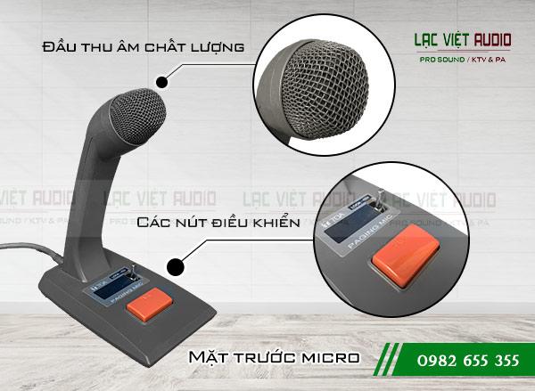 Tính năng của sản phẩm Micro PM 660D