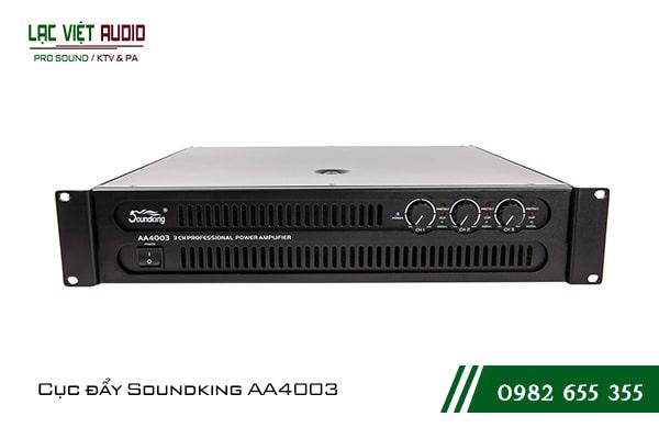 Giới thiệu về sản phẩm Cục đẩy Soundking AA4003