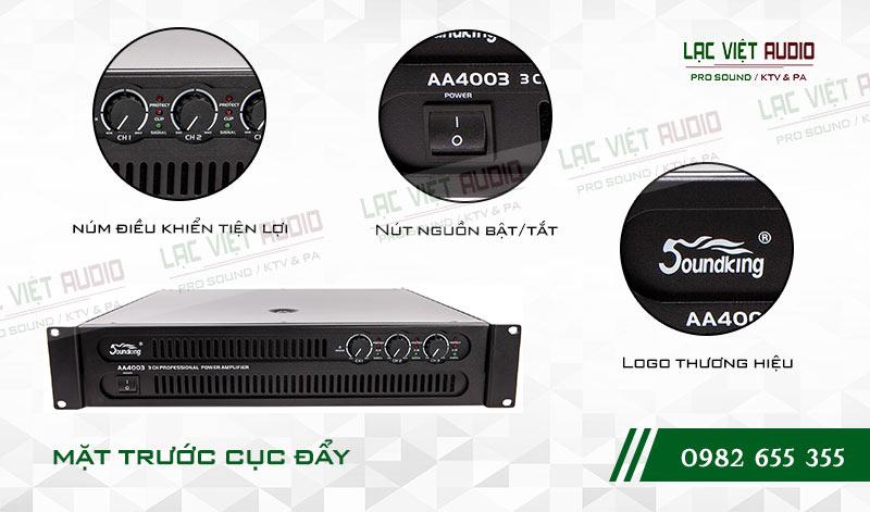 Tính năng của sản phẩm Cục đẩy Soundking AA4003