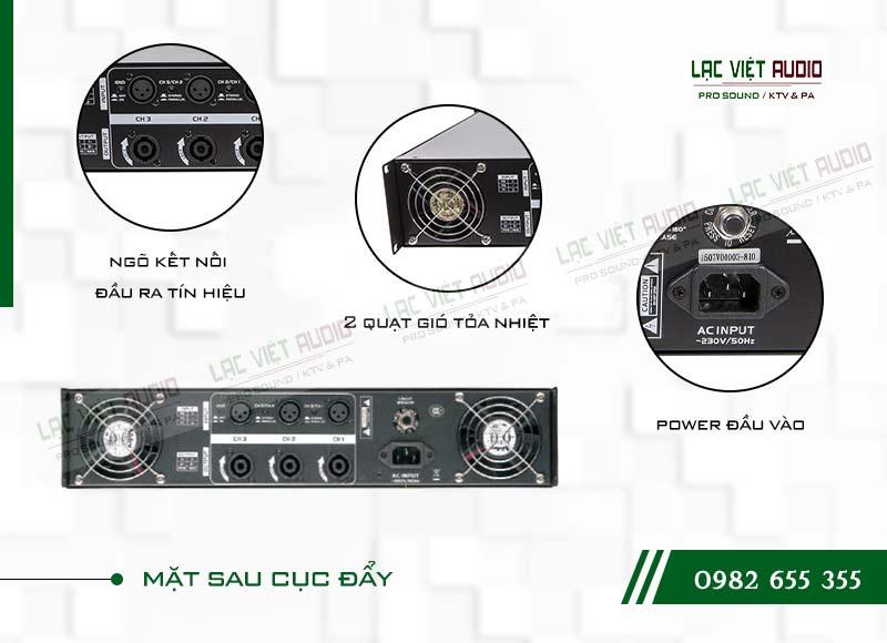Thiết kế của sản phẩm Cục đẩy Soundking AA4003