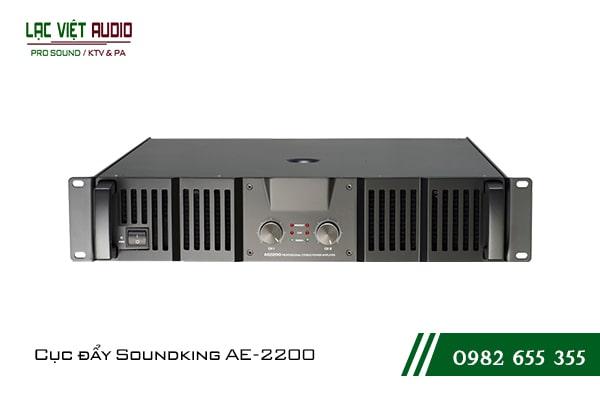 Giới thiệu về sản phẩm Cục đẩy Soundking AE2200