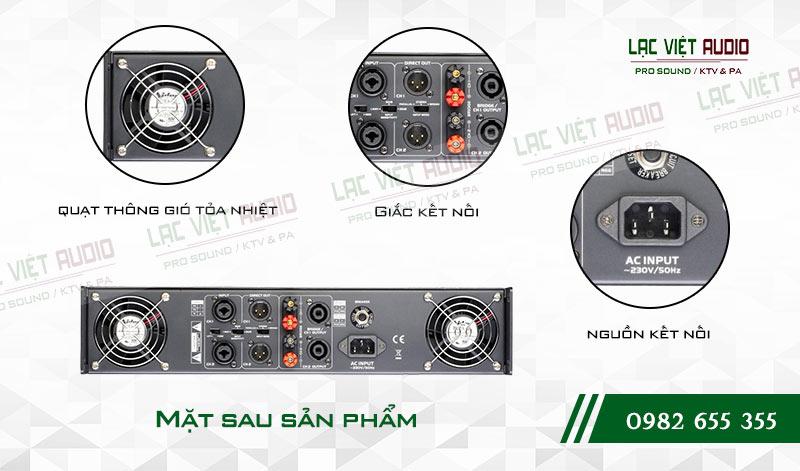 Tính năng của sản phẩm Cục đẩy Soundking AE2200