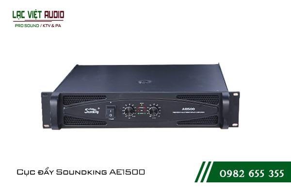 Giới thiệu về sản phẩm Cục đẩy Soundking AE1500