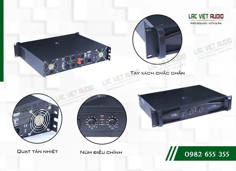 Tính năng của sản phẩm Cục đẩy Soundking AE1500
