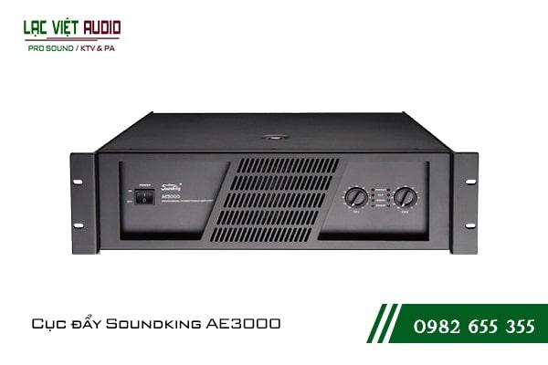 Giới thiệu về sản phẩm Cục đẩy Soundking AE3000