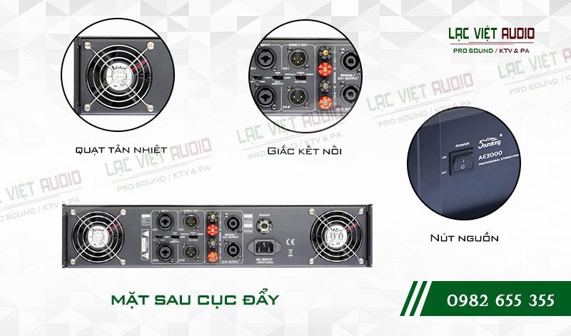 Tính năng của sản phẩm Cục đẩy Soundking AE3000