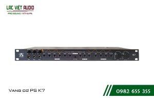 Giới thiệu về sản phẩm Vang cơ PS K7