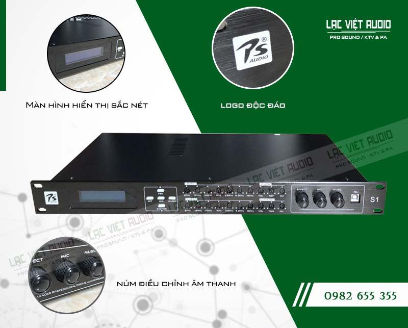 Thiết kế của sản phẩm Vang cơ PS S1