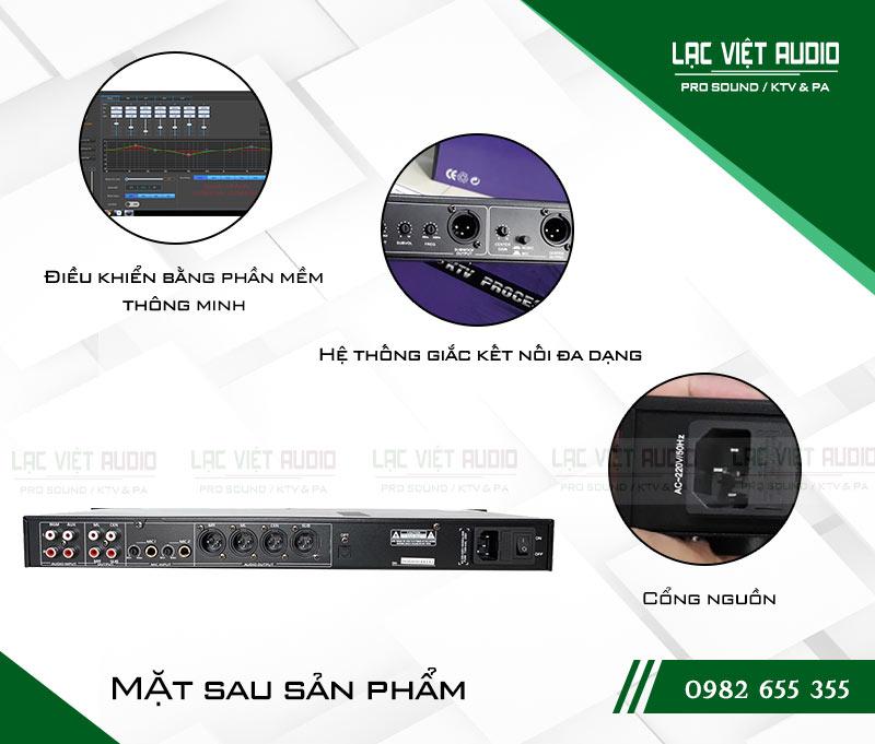 Thiết kế của sản phẩm Vang cơ PS S500