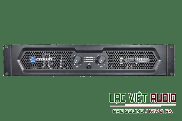 Giới thiệu về sản phẩm Cục đẩy Crown KVS1000