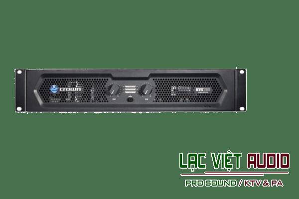 Giới thiệu về sản phẩm Cục đẩy Crown KVS700