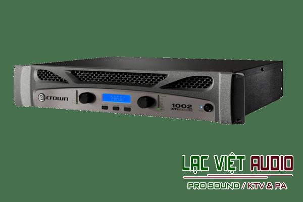 Giới thiệu về sản phẩm Cục đẩy Crown XTi1002